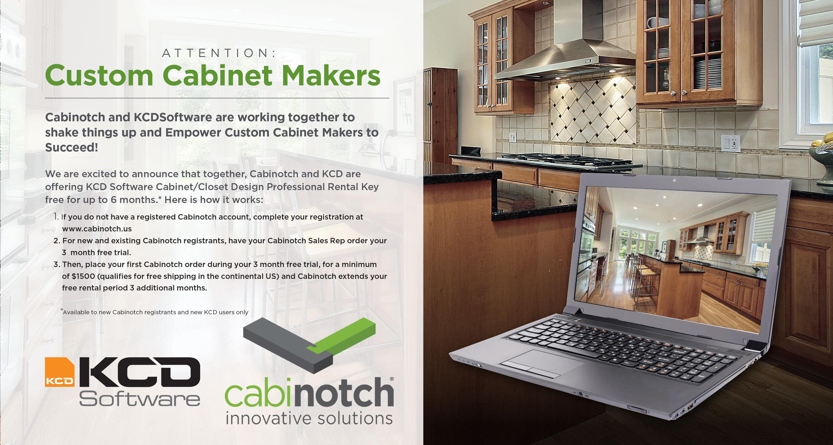 Home Cabinotch Innovative Solutions